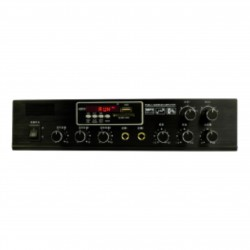 BIG PA50 2zone USB/MP3/FM/BT